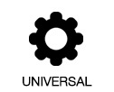 Universal Fitting