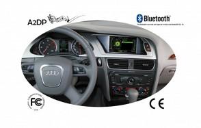 FISCON Bluetooth Handsfree Basic Plus | Audi A4 8K | A5 | Q5