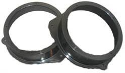 InCarTec 40-0133-165 Speaker Adapter | Audi A3 | A4