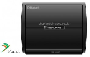 Alpine KCE 400BT Bluetooth Adaptor for Alpine Bluetooth Ready Stereos