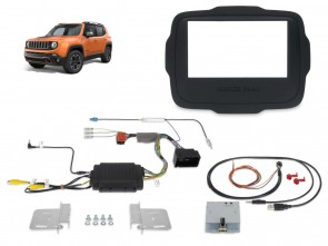 Alpine KIT-7RNG - Installation Kit | Jeep Renegade