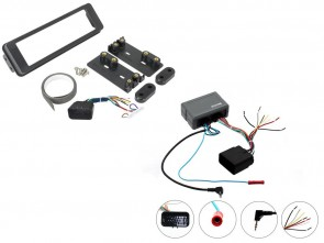 Connects2 CTKHA01 Fitting Kit | Harley Davidson Road Glide | Street Glide