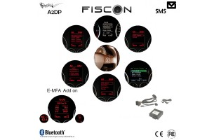 FISCON Bluetooth Handsfree Basic