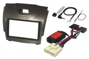 InCarTec FK-799/1 Fitting Kit | Isuzu D Max
