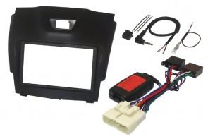 InCarTec FK-799 Fitting Kit | Isuzu D Max
