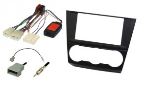 InCarTec FK-908 Fitting Kit   Subaru Forester