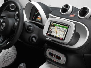 Alpine KIT-W997SMTW Installation Kit for INE-W997D | Smart Fortwo | Forfour