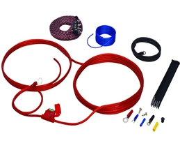 Amplifier Wiring Kits