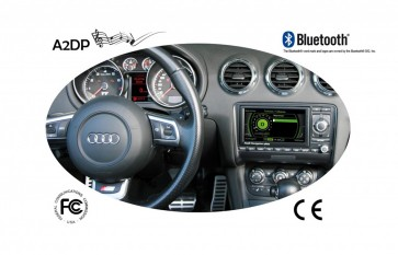 FISCON Bluetooth Handsfree Basic Plus | Audi | Seat