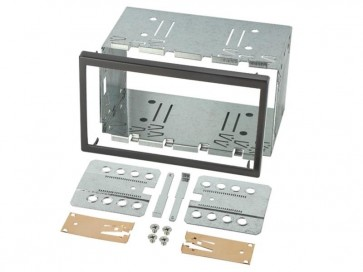 InCarTec 51-013 Double Din metal cage kit 113mm high