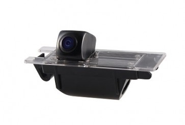 InCarTec CA-FIA01 Reverse View Camera | Alfa Romeo | Fiat | Nissan | Renault | Vauxhall