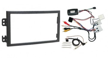 InCarTec FK-256 Fitting Kit | Nissan 350Z