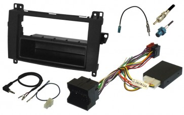 InCarTec FK-257 Fitting Kit | Mercedes