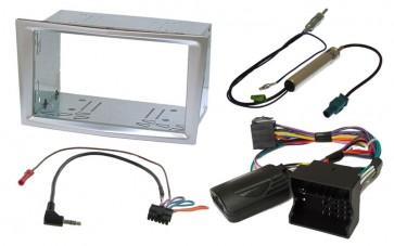 InCarTec FK-8412 Fitting Kit | Vauxhall Antara | Astra H | Zafira B