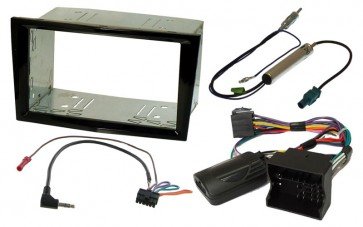 InCarTec FK-8415 Fitting Kit | Vauxhall Antara | Astra H | Zafira B