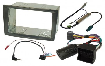InCarTec FK-8418 Fitting Kit | Vauxhall Antara | Astra H | Zafira B