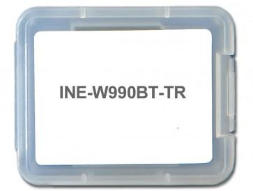 Alpine INE W990BT TR Trucking Software for INE W990BT