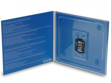 Alpine TRUCK G800 Trucking Software for X800D U / X800D ML / INE W987D