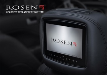 Rosen AV7950H Headrest Monitor