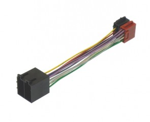 InCarTec 20-101 Car Radio ISO lead extension