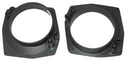 InCarTec 40-0376-130 Speaker Adapter | Fiat Punto