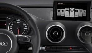 Adaptiv ADV-AU1 OEM Navigation Upgrade   Audi A3   A4