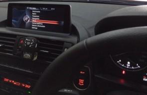 BMW NBT Navigation Retrofit