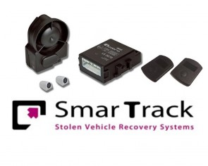 Cobra A4615 Alarm & SmarTrack S5