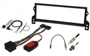 InCarTec FK-117-W Fitting Kit | Mini One | Cooper S