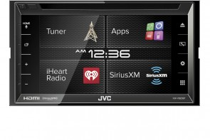 """JVC KW-V620BT 