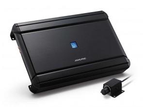 Alpine MRV-M1200 | Mono Power Amplifier with remote control