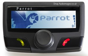 Parrot CK3100 Handsfree Car Kit with LCD Display Black Edition