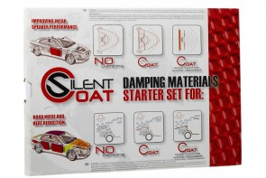 Silent Coat Starter (Speaker) Set