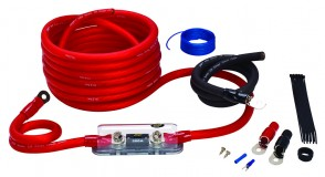 Stinger 4000 Series SK4201 Power Only 250 Amps Wiring Kit
