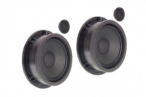 Alpine SPC-100AU Speaker Upgrade | Audi A4 | A5 | Q5