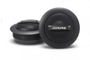 """Alpine SPS-110TW Component Tweeter 1"""" (2.5cm)"""
