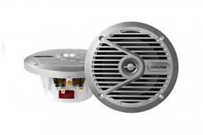 Alpine SPS-M601 16.5 cm 2-Way Coaxial Marine Speaker