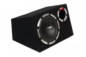 Vibe PULSECBR12-V7 | 900 Watts 4 Ohm Bass Reflex Turbo Subwoofer Enclosure
