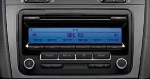 VW RCD 310 DAB Retrofit