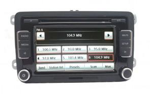 VW RCD 510 Retrofit